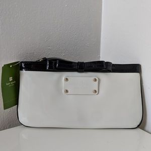 NWT Kate Spade Patent Leather Wristlet